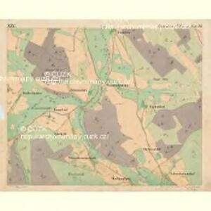 Hammern - c1768-1-015 - Kaiserpflichtexemplar der Landkarten des stabilen Katasters