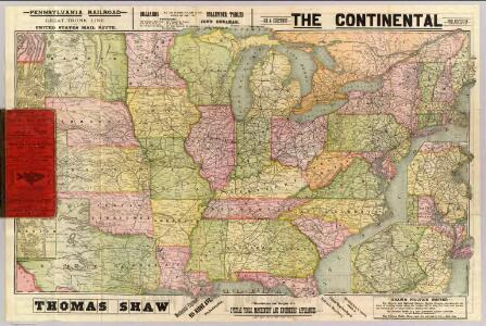 Pennsylvania RR Great Trunk Line.