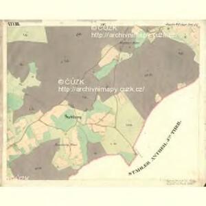 Stadln - c7347-1-028 - Kaiserpflichtexemplar der Landkarten des stabilen Katasters