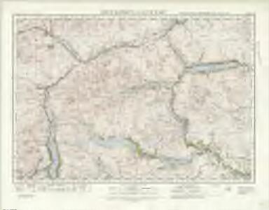 Loch Katrine  & Loch Earn (62) - OS One-Inch map