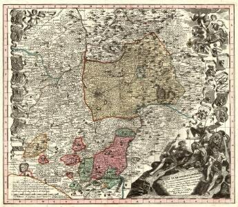 Das Nürenbergische Gebiet