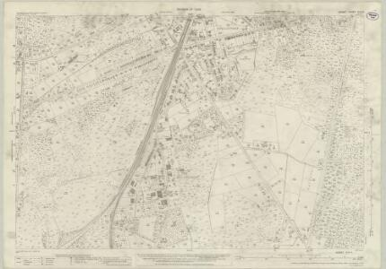 Dorset XLIII.4 (includes: Corfe Mullen; Poole) - 25 Inch Map