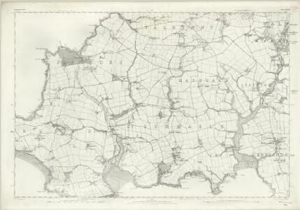 Oxfordshire XXXIII - OS Six-Inch Map