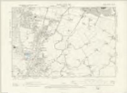 Essex LXV.SE - OS Six-Inch Map