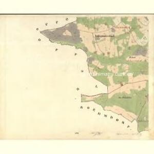 Unter Sinnetschlag - c1367-1-004 - Kaiserpflichtexemplar der Landkarten des stabilen Katasters