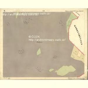 Schwarzhaid - c0872-1-006 - Kaiserpflichtexemplar der Landkarten des stabilen Katasters