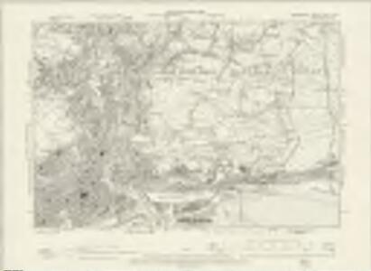Glamorgan XXIV.NW - OS Six-Inch Map