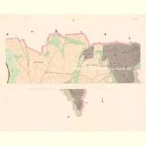 Selze - c6766-1-001 - Kaiserpflichtexemplar der Landkarten des stabilen Katasters