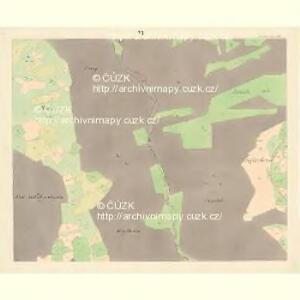 Neu Hrosenkau (Nowi Heasenkow) - m2073-1-006 - Kaiserpflichtexemplar der Landkarten des stabilen Katasters