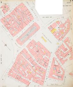 Insurance Plan of Sheffield (1888): sheet 3-2