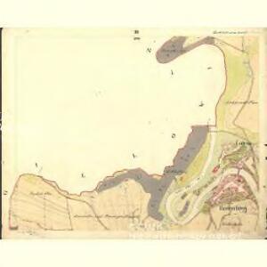 Rosenberg - c6601-1-003 - Kaiserpflichtexemplar der Landkarten des stabilen Katasters