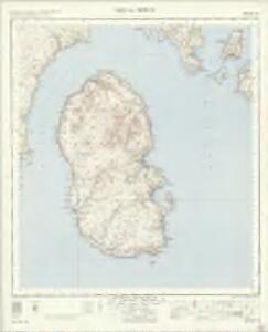 Isle of Arran - OS One-Inch Map