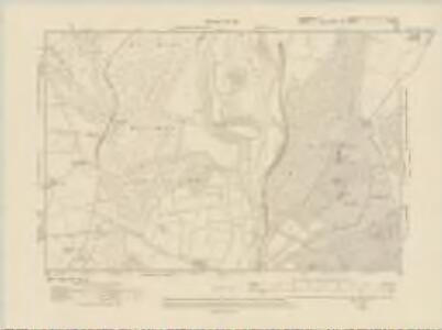 Hampshire & Isle of Wight LX.SE & LXI.SW - OS Six-Inch Map