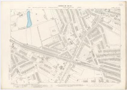 London XI.81 - OS London Town Plan