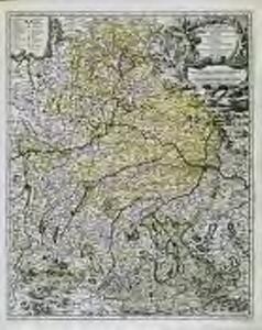 S. R. I. Bavariæ circulus atq[ue] electoratus tam cum adjacentibus quam insertis regionibus