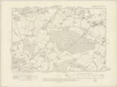 Hampshire & Isle of Wight LXVII.SE - OS Six-Inch Map