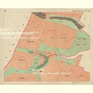 Fröllersdorf - m1088-2-002 - Kaiserpflichtexemplar der Landkarten des stabilen Katasters