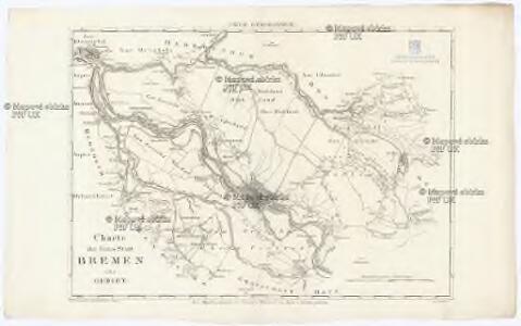 Charte der freien Stadt Bremen nebst Gebiet