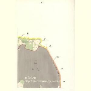 Dreyhacken - c8080-1-003 - Kaiserpflichtexemplar der Landkarten des stabilen Katasters