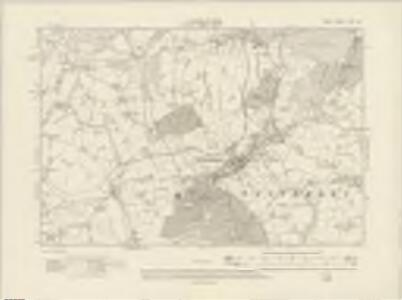 Kent LXXI.SE - OS Six-Inch Map