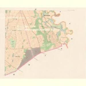 Poniedražko - c6007-1-004 - Kaiserpflichtexemplar der Landkarten des stabilen Katasters