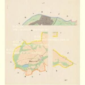 Opalitz - c5478-1-003 - Kaiserpflichtexemplar der Landkarten des stabilen Katasters