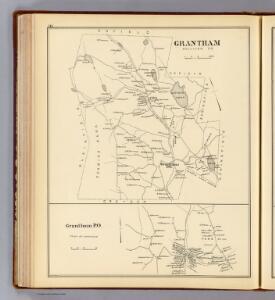 Grantham, Sullivan Co.
