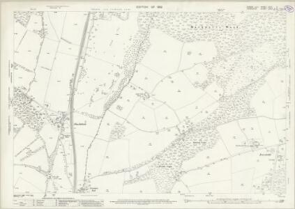 Sussex XLVII.2 (includes: Compton; Rowlands Castle; Stoughton) - 25 Inch Map
