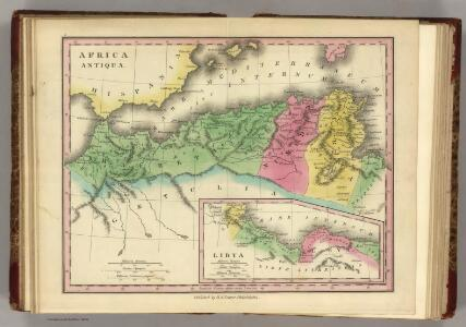Africa Antiqua.  (1826)