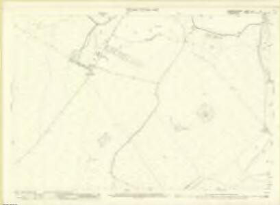 Edinburghshire, Sheet  019.08 - 25 Inch Map