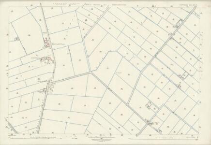 Cambridgeshire XVI.16 (includes: Manea) - 25 Inch Map