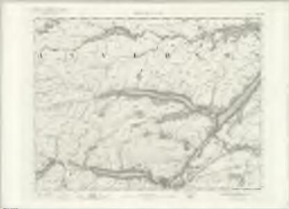 Loch Eil - OS One-Inch map