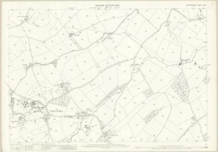 Staffordshire LXX.2 (includes: Bobbington; Enville) - 25 Inch Map