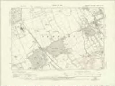 Yorkshire XVI.NE - OS Six-Inch Map