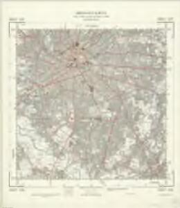SJ89 - OS 1:25,000 Provisional Series Map