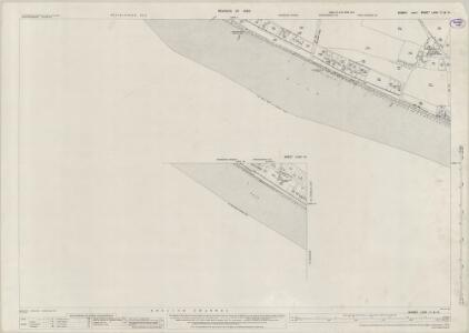 Sussex LXXII.11 & 16 (includes: West Wittering) - 25 Inch Map