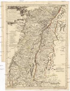 L'Alsace, ou conquestes du roy, en Allemagne, tant deca que dela le Rhein