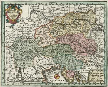 Teutschlandes Oesterreichischer Creiss