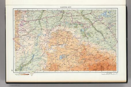 27.  Kazakhstan, North.  The World Atlas.