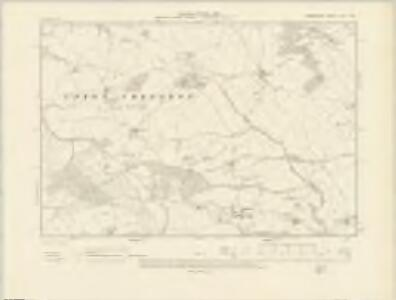 Shropshire LVIII.SW - OS Six-Inch Map
