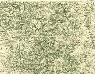 III. vojenské mapování 4353/1