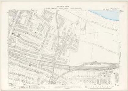 London X.57 - OS London Town Plan