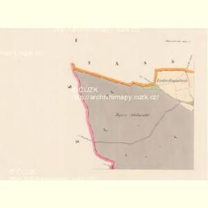 Himmelreich - c4973-1-001 - Kaiserpflichtexemplar der Landkarten des stabilen Katasters