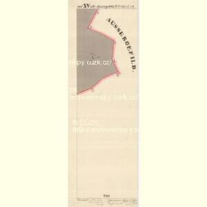 Innergefild - c2191-1-021 - Kaiserpflichtexemplar der Landkarten des stabilen Katasters