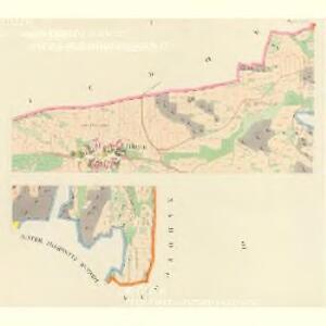 Hlupin - c1899-1-001 - Kaiserpflichtexemplar der Landkarten des stabilen Katasters