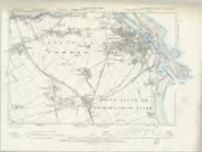 Northumberland LXXIII.SW & SE - OS Six-Inch Map