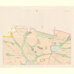 Swiratitz (Swjratice) - c7608-1-002 - Kaiserpflichtexemplar der Landkarten des stabilen Katasters