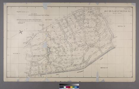 Map or Plan of Section 24. [Bounded by Riverdale Avenue, 253rd Street, Broadway, W. 238th Street and Spuyten Duvil Parkway.]