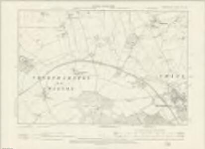 Oxfordshire XX.SE - OS Six-Inch Map