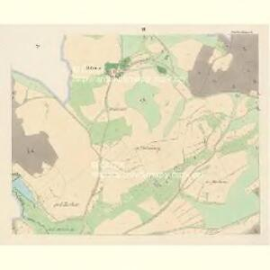 Bieschin (Běssiny) - c0213-1-003 - Kaiserpflichtexemplar der Landkarten des stabilen Katasters